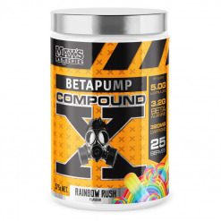 maxs betapump compound x