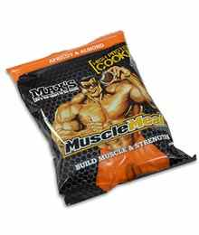 Max's Muscle Meal Cookie, high protein cookie snack