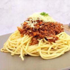 mfk beef spaghetti