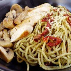 myfitnesskitchn chicken spagetti