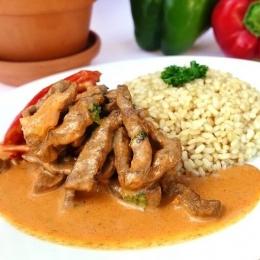 myfitnesskitchn thai beef curry