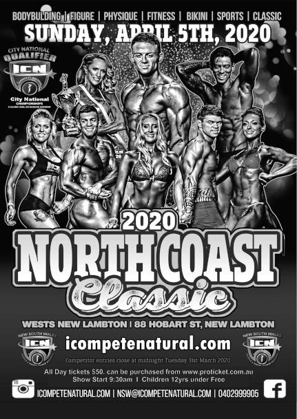 ICN north coast classic 2020