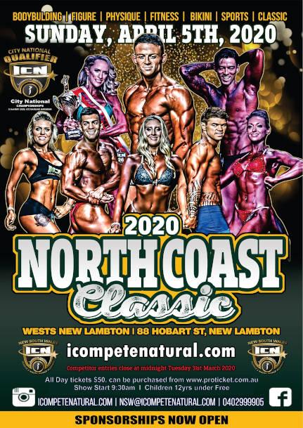 north coast classic 2020 poster