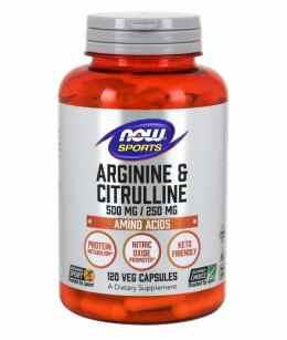 Now Arginine & Citrulline