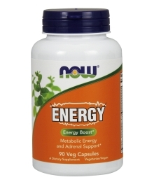 Now Energy Natural Energizer 90 caps