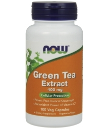 Now Green Tea Extract 100 caps