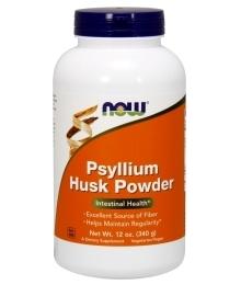 Now Foods Psyllium Husk Powder (340g)