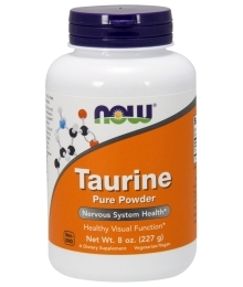 Now Foods Taurine 1000mg Powder