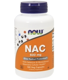 Now Foods Nac (600mg)
