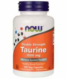 now taurine 1000mg 100caps