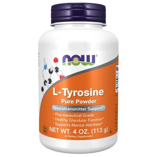 Now Foods Tyrosine Powder
