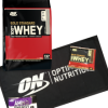 optimum 100% whey 10lb gift