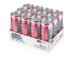 optimum amino energy sparkling