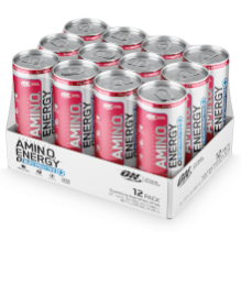 optimum amino energy sparkling