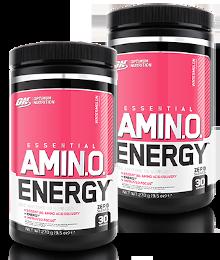 optimum amino energy twin