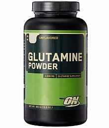 optimum glutamine powder