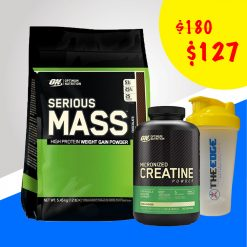 optimum mass gain combo