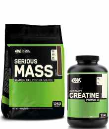optimum mass gain stack