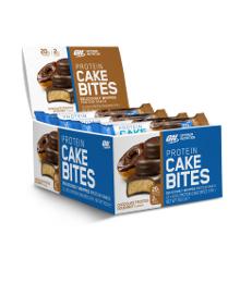 optimum protein cake bites