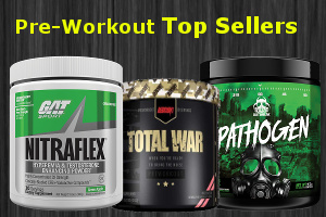 pre workout top-seller