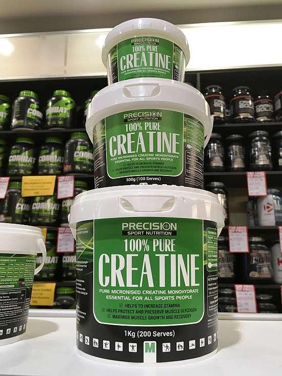 Precision Nutrition 100% Pure Creatine