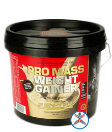 Gentec Pro Mass Weight Gainer