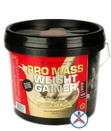 Gentec Pro Mass Weight Gainer