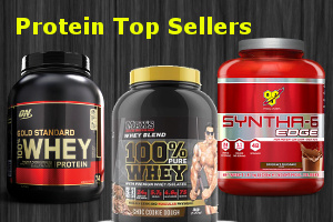 protein top sellers