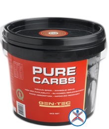 Gentec Pure Garbs 2kg