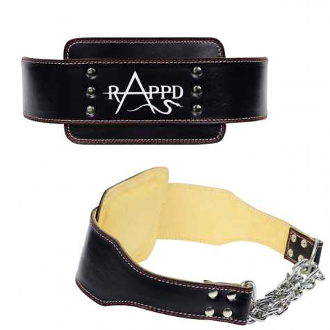 rappd dip belt leather