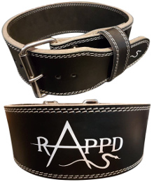 rappd powerlifting belt