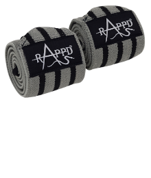 rappd heavy duty wrist wraps edition 555