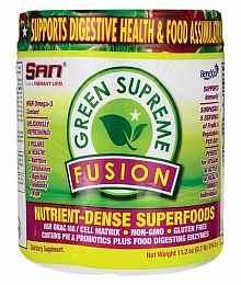 San Green Supreme Fusion