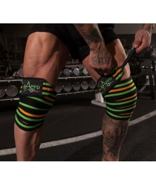 Rappd Super Heavy Duty Knee Wraps