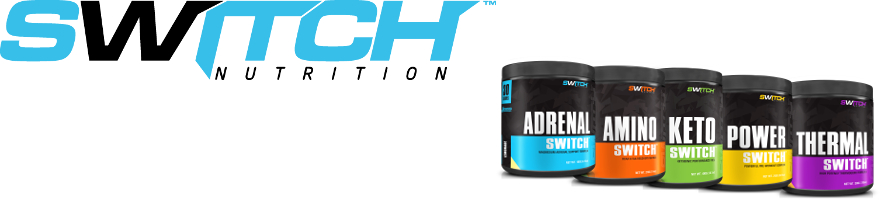 Switch Nutrition – Adrenal Switch with Free Blue Light Blocking Glasses