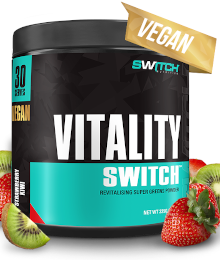 switch vitality vegan