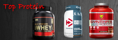 top protein powders