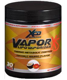 XCD Vapour XS lipo Vapor Vaporizer for bodybuilders