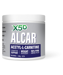 x50 alcar Acetyl L-Carnitine